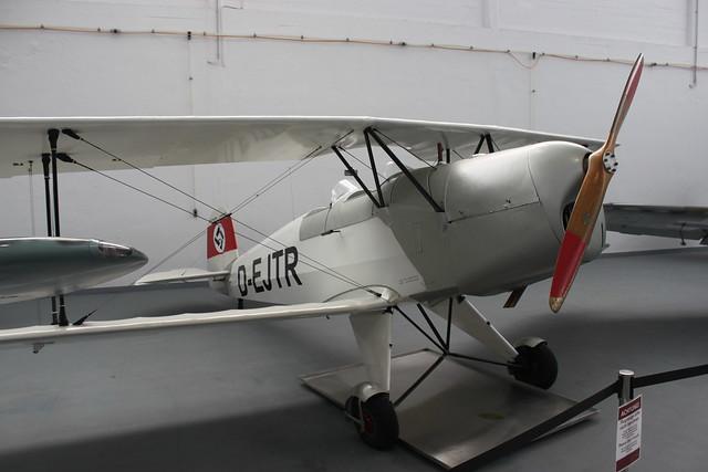 Bücker Bü131B Jungmann