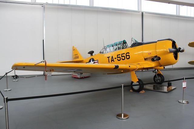 North American AT-6A