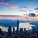 Morning twilight [Explored] by RonographyHK