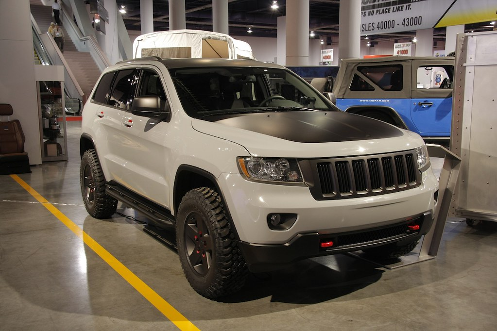 Mud Tires Jeep Grand Cherokee Images