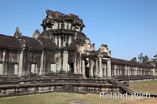 Angkor Wat - Gate
