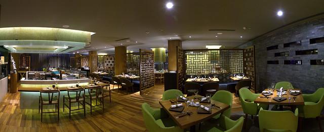 Zen - The Oriental Restaurant, The Park Kolkata
