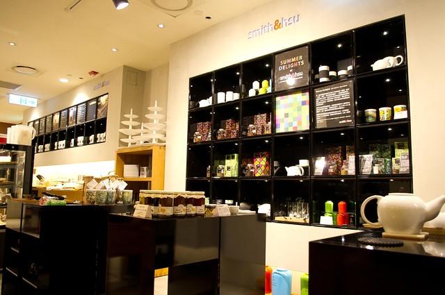 [台北]去smith&hsu喝茶
