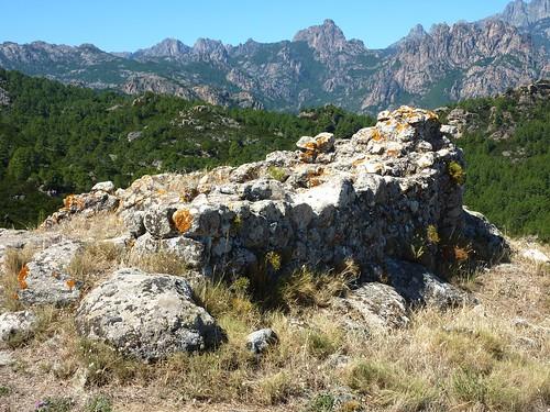 Le castellu de la Punta di u Castellacciu