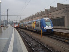 21.11.07 Luxembourg 4003 & SNCF  Z 24576