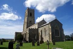 East Anglia, August 2011