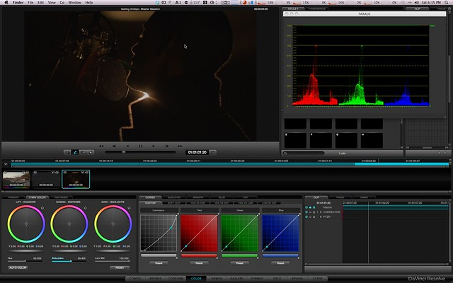 DaVinci Resolve Lite
