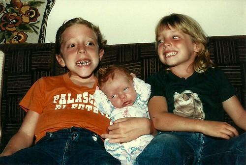 My fiendish siblings