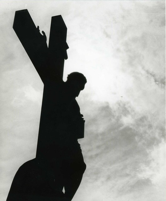 cross silhouette   Photo by Alex Drake for Photography I ...