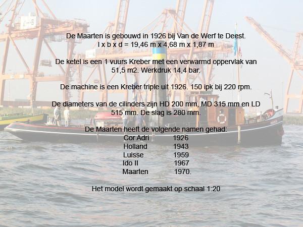 Jan Walpot-sleepboot Maarten