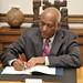 OAS and Guyana Sign Electoral Observation Agreement