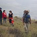 On the way up Rano Kau by Out of the Grey