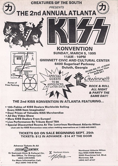 03-05-95 Kiss Convention @ Atlanta, GA0001