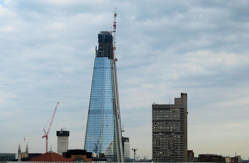 Shard in comparison