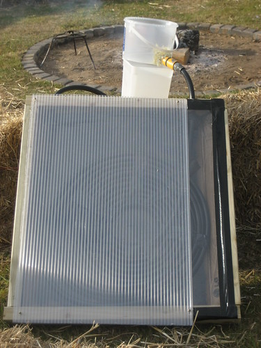 DIY Solar Thermal