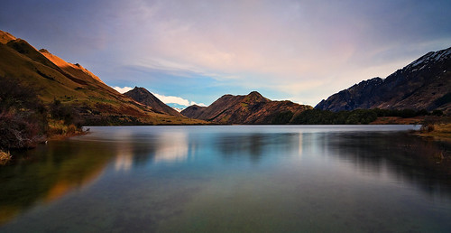 new bw lake long exposure ben 110 tokina zealand nd queenstown lomond moke 1224 nd110