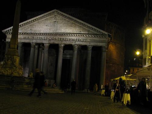 El Panteón Romano by Miradas Compartidas