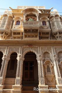 Jaisalmer - Salim Singh Ki Haveli