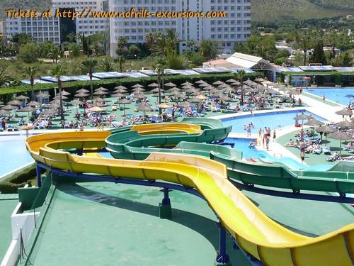 hidropark sunbathing areas