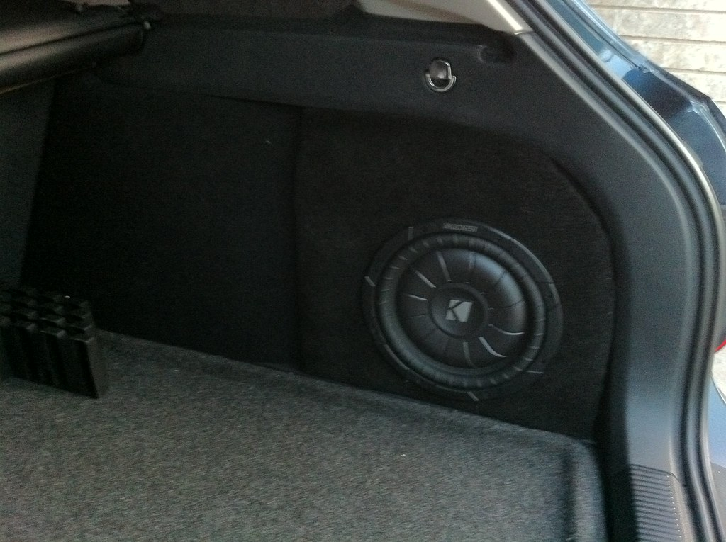 any a6 5 door golf subwoofer suggestions tdiclub forums. Black Bedroom Furniture Sets. Home Design Ideas