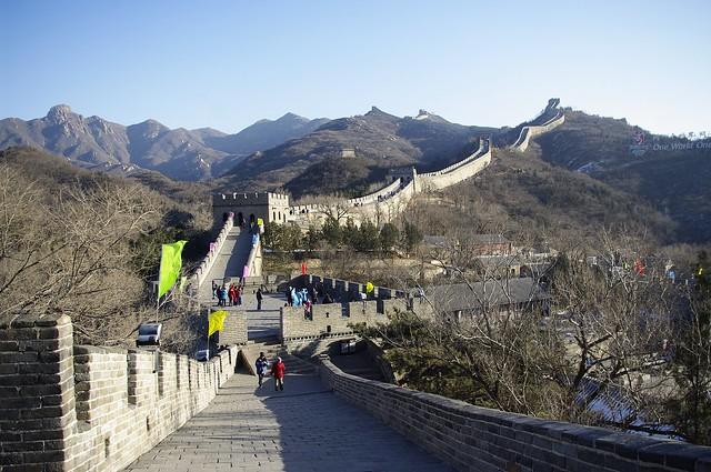 The Great Wall -Badaling