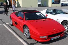 ferrari 348(0.0), ferrari testarossa(0.0), race car(1.0), automobile(1.0), vehicle(1.0), performance car(1.0), automotive design(1.0), ferrari f355(1.0), ferrari s.p.a.(1.0), land vehicle(1.0), luxury vehicle(1.0), supercar(1.0), sports car(1.0),