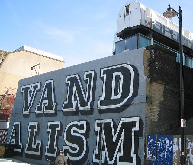 Eine Vandalism