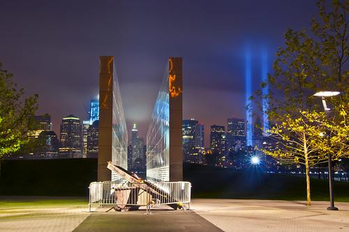 Empty Sky - 9/11 Memorial by Moniza*