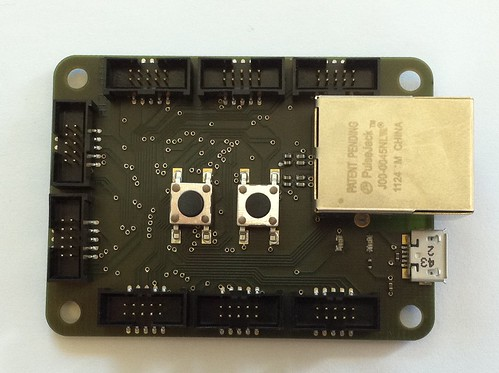 Gadgeteer .NET MF ARM STM32 Ethernet