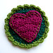 I Love Yarn Day Badge