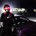 Daft Punk DeLorean Shoot by Volpin