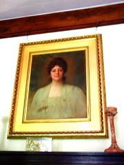 Portrait of Katrina Trask, Yaddo