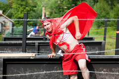 Warrior Dash Northeast 2011 - Windham, NY - 2011, Aug - 64.jpg by sebastien.barre