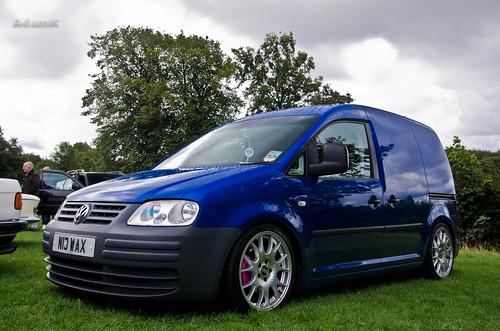 Nic's Caddy Van