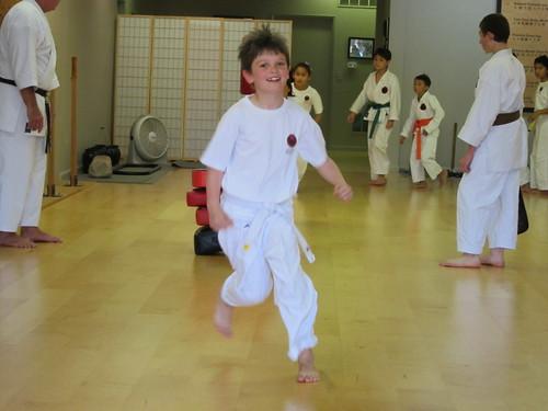 Nick, karate IMG_7613