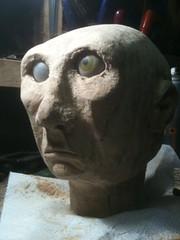 Automaton head