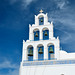 Church Bell Tower, Oia.