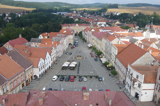 Slavonice, South Bohemia
