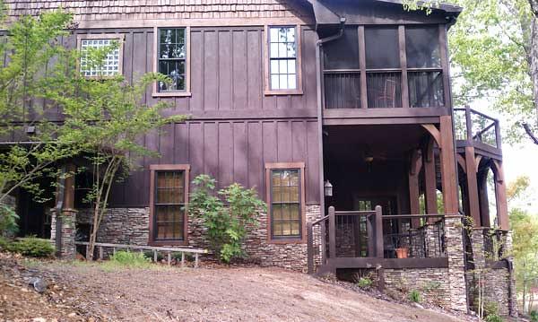 Appalachia lake house 608 for Appalachian house plans