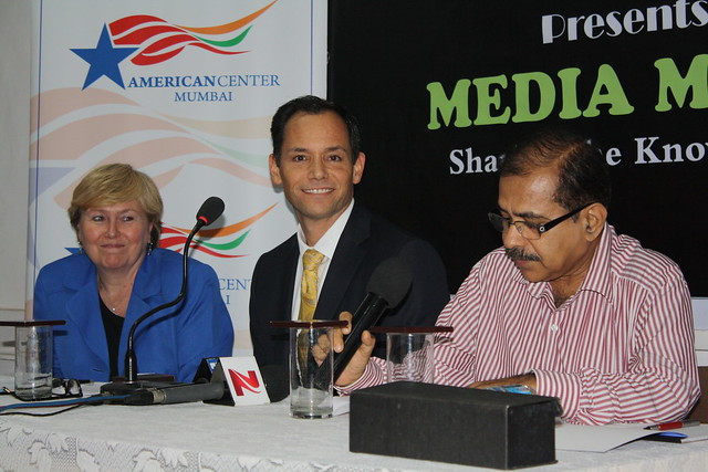CG Haas at Mumbai Press Club (Aug 23, 2011)