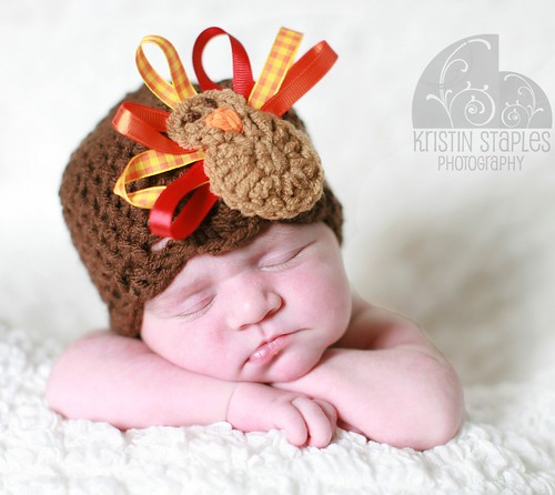 Thanksgiving Baby Hat