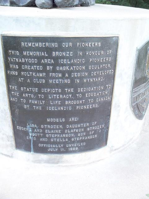 Icelandic Memorial, Elfros SK (9)