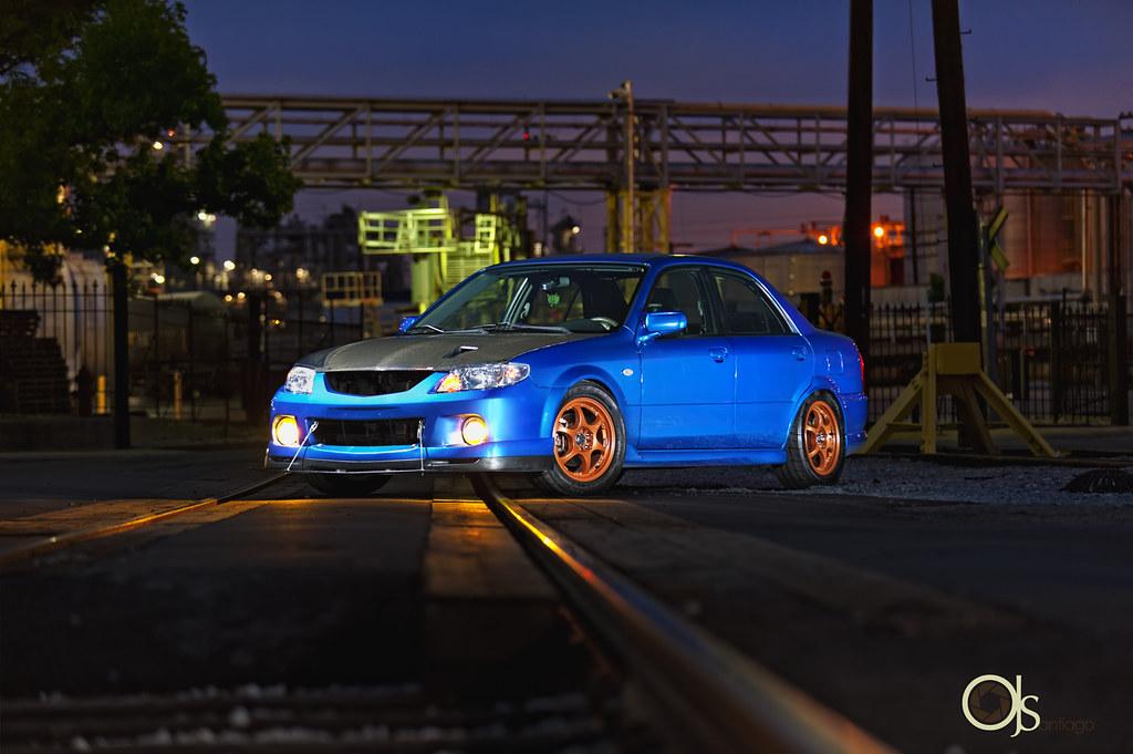 Mazda 3 Performance Parts. MSP Rails. MSP Rails