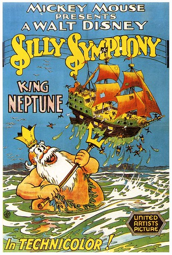 King Neptune 1932 by paul.malon