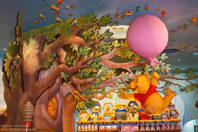 HKDL July 2011 - Pooh Corner