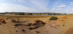 Tsavo East Galana River