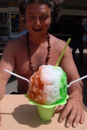 Shave Ice Happy