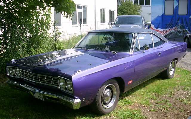 1968 Plymouth Roadrunner