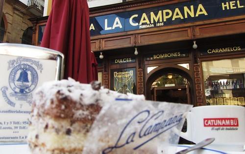 colazione a Siviglia
