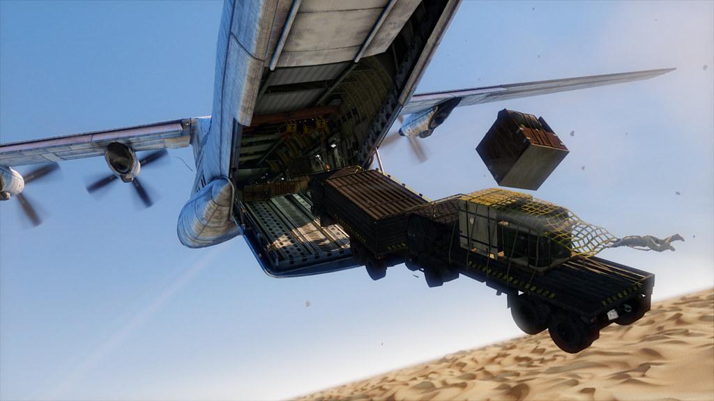 Uncharted 3 single player Gamescom 2011 screenshot
